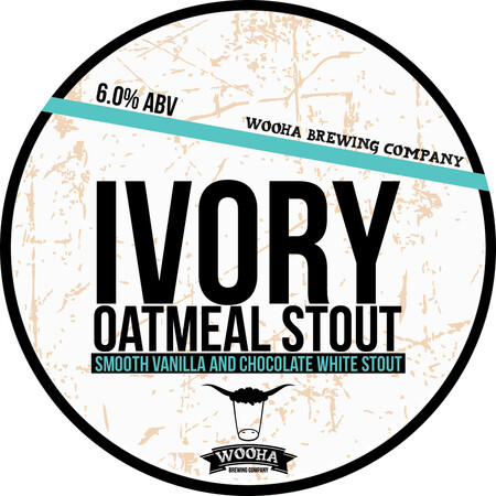 WooHa Brewing Company Ivory Oatmeal Stout – Buy Beer online on EeBriaTrade.com