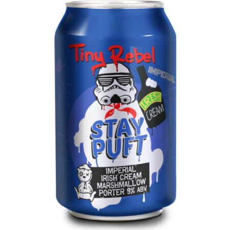 Tiny Rebel Brewing Imperial Irish Cream Stay Puft – Buy Beer online on EeBriaTrade.com