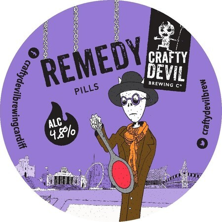 Crafty Devil Brewing Remedy – Buy Beer online on EeBriaTrade.com
