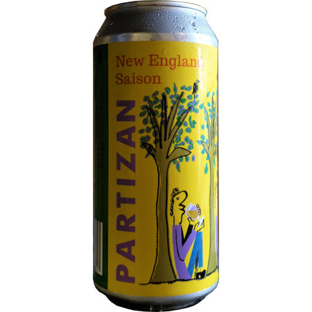 Partizan Brewing New England Saison – Buy Beer online on EeBriaTrade.com