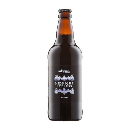 Salopian Brewery Midnight Express – Buy Beer online on EeBriaTrade.com
