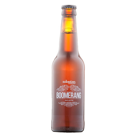 Salopian Brewery Boomerang – Buy Beer online on EeBriaTrade.com