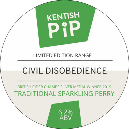 Kentish Pip Civil Disobedience Perry – Buy Cider online on EeBriaTrade.com