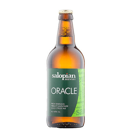 Salopian Brewery Oracle – Buy Beer online on EeBriaTrade.com