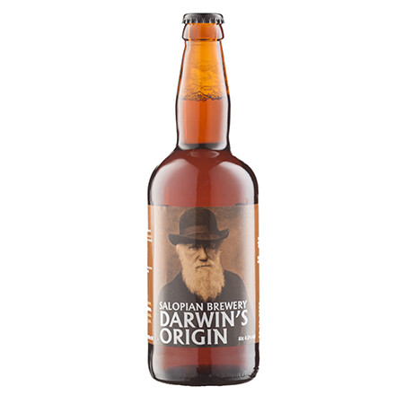 Salopian Brewery Darwin's Origin – Buy Beer online on EeBriaTrade.com