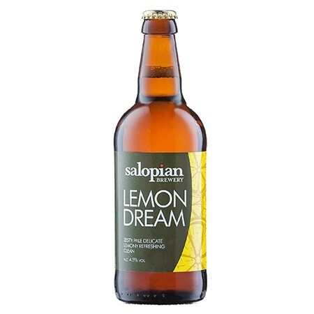 Salopian Brewery Lemon Dream – Buy Beer online on EeBriaTrade.com