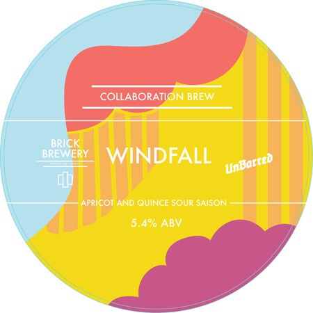 Brick Brewery Windfall Sour Saison – Buy Beer online on EeBriaTrade.com