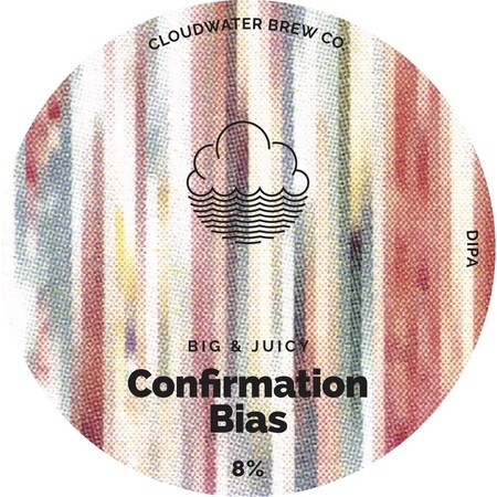 Cloudwater Brew Co Confirmation Bias (G. 749) (KEG) – Buy Beer online on EeBriaTrade.com