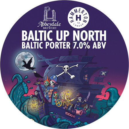 Abbeydale Brewery Baltic Up North – Buy Beer online on EeBriaTrade.com