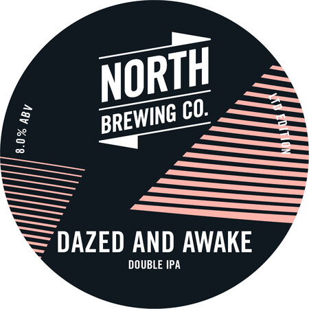 North Brewing Co Dazed and Awake (1 keg per customer) – Buy Beer online on EeBriaTrade.com