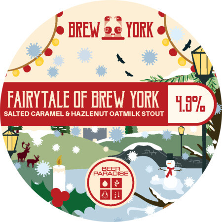 Brew York Fairytale Of Brew York (Keg) – Buy Beer online on EeBriaTrade.com