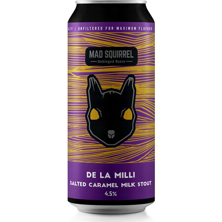 Mad Squirrel De la Milli  – Buy Beer online on EeBriaTrade.com