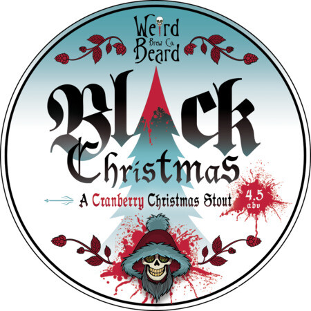 Weird Beard Brew Co Black Christmas – Buy Beer online on EeBriaTrade.com