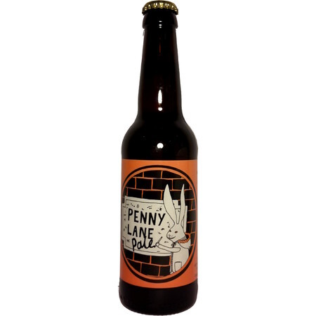 Mad Hatter Brewing Company Penny Lane Pale – Buy Beer online on EeBriaTrade.com