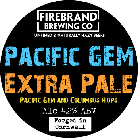 Firebrand Brewing Pacific Gem Extra Pale Ale – Buy Beer online on EeBriaTrade.com