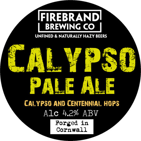 Firebrand Brewing Calypso Pale Ale – Buy Beer online on EeBriaTrade.com