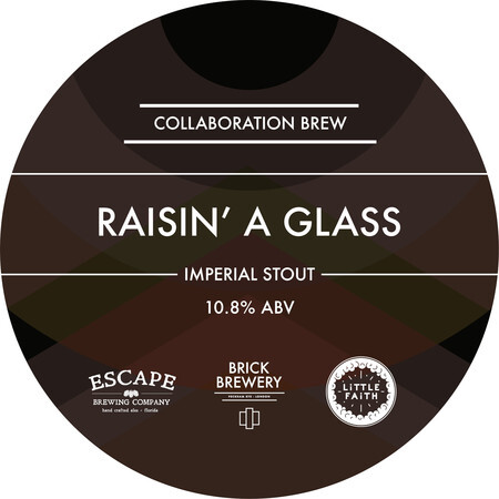 Brick Brewery Raisin A Glass – Buy Beer online on EeBriaTrade.com
