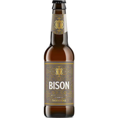 Thornbridge Brewery Bison – Buy Beer online on EeBriaTrade.com