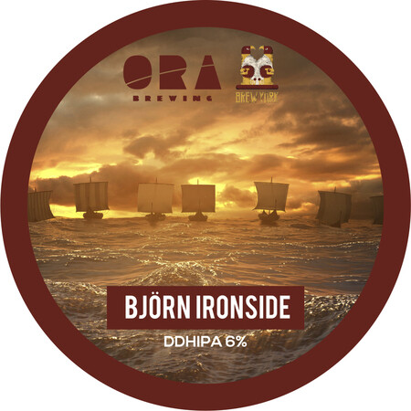 ORA Brewing Company Bjorn Ironside – Buy Beer online on EeBriaTrade.com