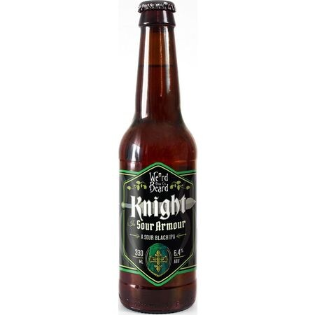 Weird Beard Brew Co Knight In Sour Armour  – Buy Beer online on EeBriaTrade.com
