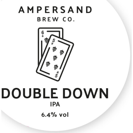 Ampersand Brew Co Double Down – Buy Beer online on EeBriaTrade.com