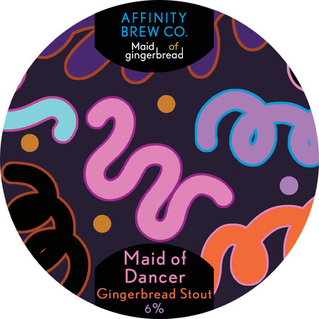 Affinity Brewing Company Maid Of Dancer – Buy Beer online on EeBriaTrade.com