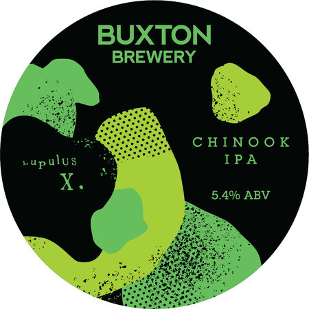 Buxton Brewery Lupulus X Chinook IPA – Buy Beer online on EeBriaTrade.com