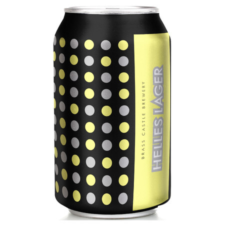 Brass Castle Helles Lager – Buy Beer online on EeBriaTrade.com