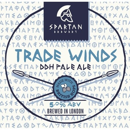 Spartan Brewery Trade Winds: Ekuanot – Buy Beer online on EeBriaTrade.com