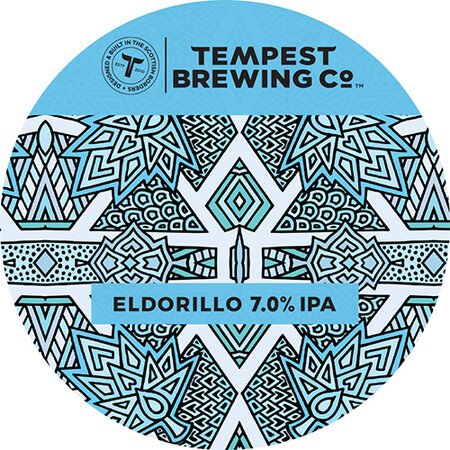 Tempest Brewing Co Eldorillo IPA  – Buy Beer online on EeBriaTrade.com