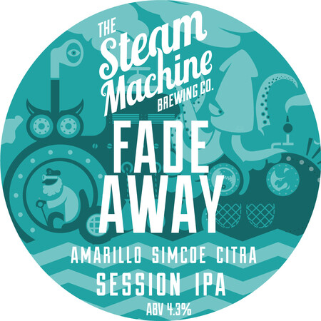 Steam Machine Brewing Co Fade Away – Buy Beer online on EeBriaTrade.com