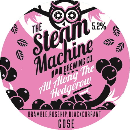 Steam Machine Brewing Co All Along The Hedgerow – Buy Beer online on EeBriaTrade.com