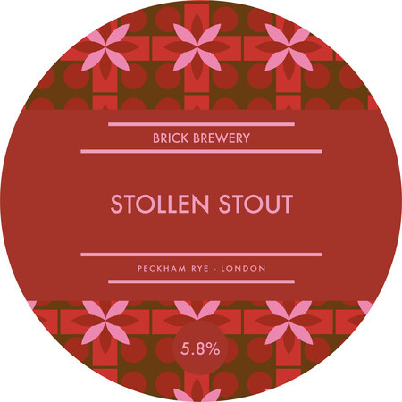 Brick Brewery Stollen Stout  – Buy Beer online on EeBriaTrade.com