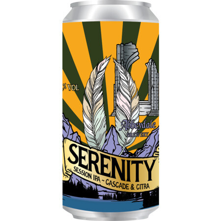 Abbeydale Brewery Serenity - Cascade & Citra – Buy Beer online on EeBriaTrade.com