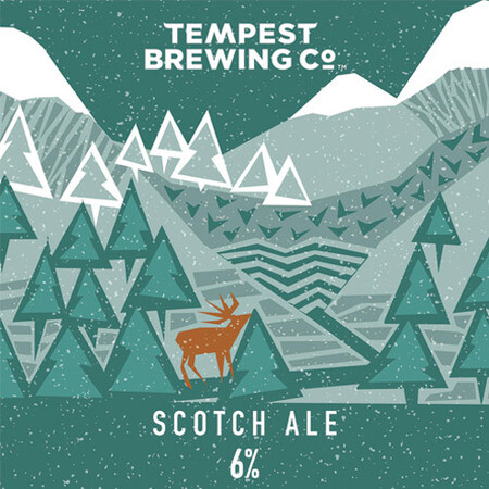Tempest Brewing Co Scotch Ale – Buy Beer online on EeBriaTrade.com