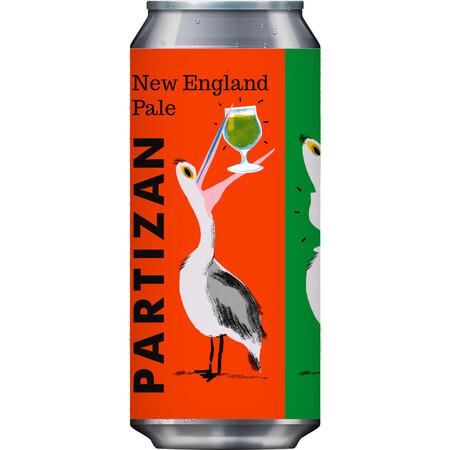 Partizan Brewing New England Pale Ale – Buy Beer online on EeBriaTrade.com