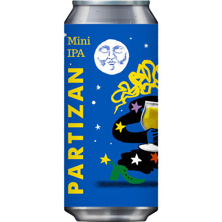 Partizan Brewing Mini IPA – Buy Beer online on EeBriaTrade.com