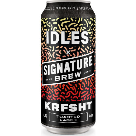 Signature Brew KRFSHT (IDLES Collab.) – Buy Beer online on EeBriaTrade.com
