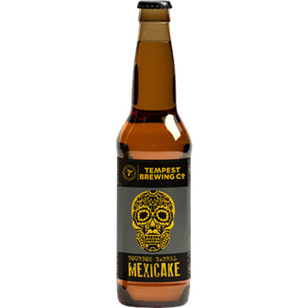 Tempest Brewing Co Bourbon Barrel-Aged Mexicake – Buy Beer online on EeBriaTrade.com