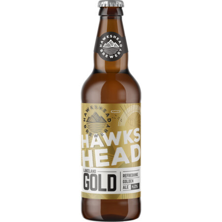Hawkshead Brewery Lakeland Gold   – Buy Beer online on EeBriaTrade.com