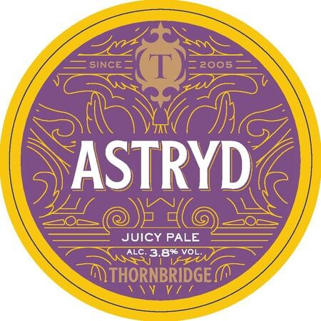 Thornbridge Brewery Astryd  – Buy Beer online on EeBriaTrade.com