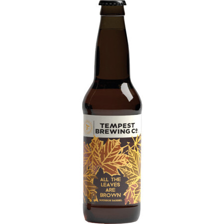 Tempest Brewing Co Barrel-aged All The Leaves are Brown – Buy Beer online on EeBriaTrade.com