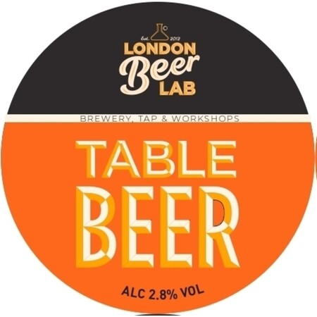 London Beer Lab Table Beer – Buy Beer online on EeBriaTrade.com