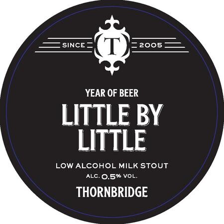 Thornbridge Brewery Little By Little – Buy Beer online on EeBriaTrade.com