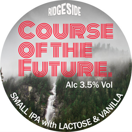 Ridgeside Brewing Co Course of the Future (Pre-Order) – Buy Beer online on EeBriaTrade.com