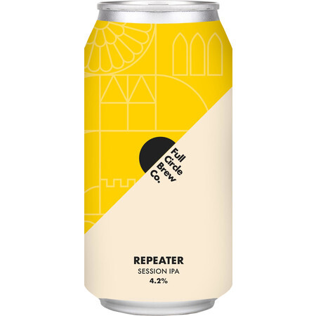 Full Circle Brew Co Repeater Session IPA – Buy Beer online on EeBriaTrade.com