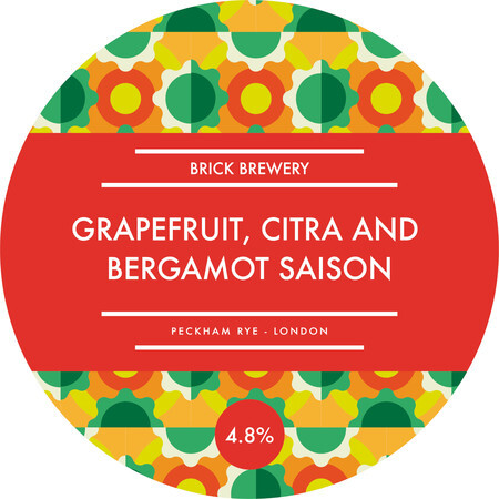 Brick Brewery Grapefruit, Bergamot & Citra Sour Saison – Buy Beer online on EeBriaTrade.com