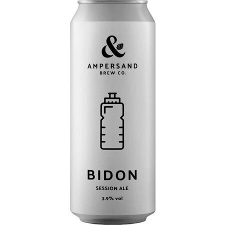Ampersand Brew Co Bidon - Session Ale – Buy Beer online on EeBriaTrade.com