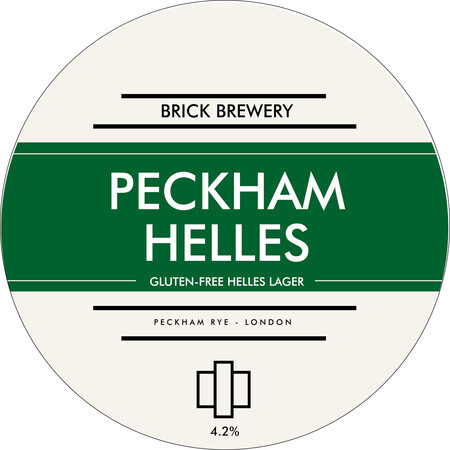 Brick Brewery Peckham Helles (GF) – Buy Beer online on EeBriaTrade.com