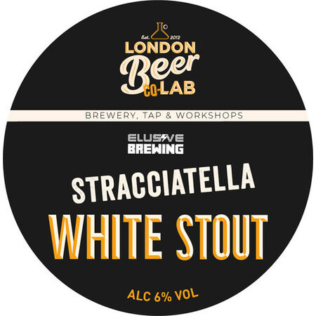 London Beer Lab Stracciatella White Stout – Buy Beer online on EeBriaTrade.com